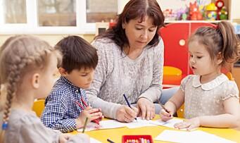 Danmark: Slår alarm om mangel på pedagoger