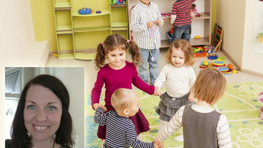 Anne-Berit Melkevik er barne- og ungdomsarbeider.