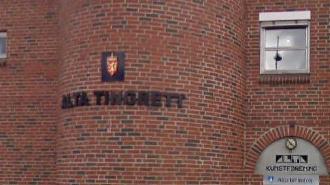 Rettssaken går i Alta tingrett.