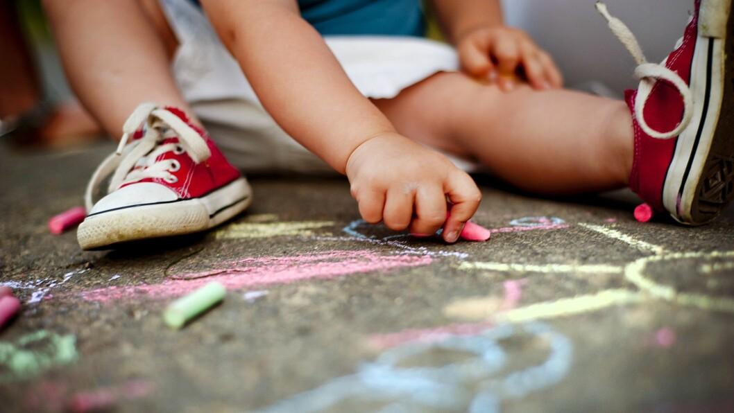 Norske barnehagelærere opplever ofte at de ikke har tid til å gi hvert barn den oppfølgingen barnet har behov for.