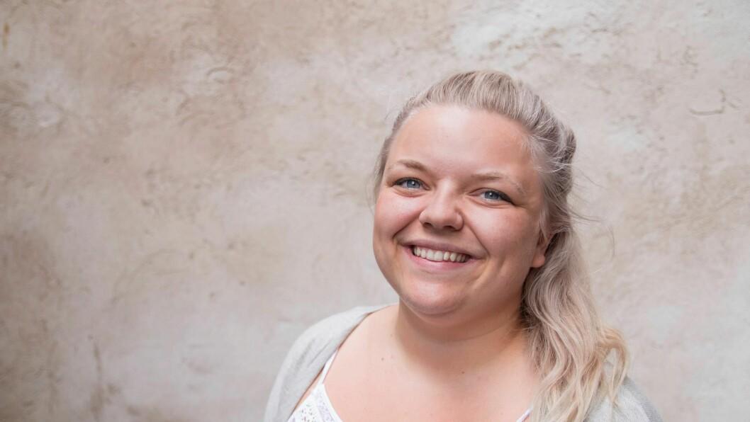 Elise Håkull Klungtveit er barnehagelærer og startet nylig på en masterutdanning i barnehagepedagogikk ved HiOA.