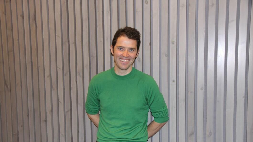 Ole Bredesen Nordfjell er seniorrådgiver i Ressurssenter for menn.