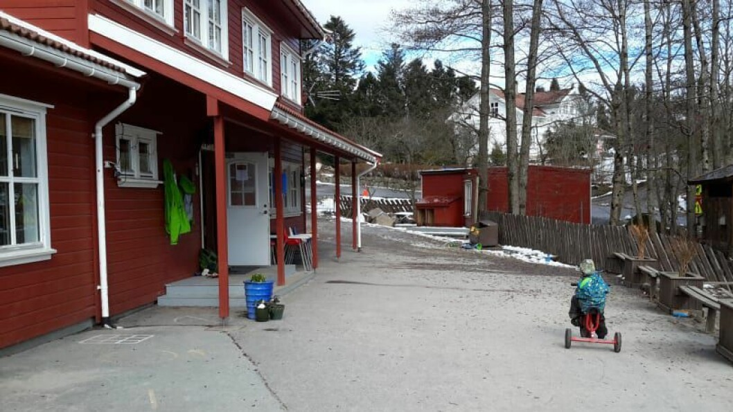 Valle Gård barnehage.