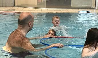 Stor økning isatsingen påsvømming i barnehagene