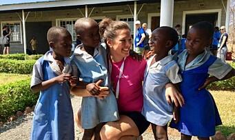 Espira i Afrika: En dag som ansatt