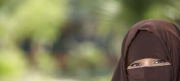 FUB: – Støtter forbud mot plagg som dekker ansiktet