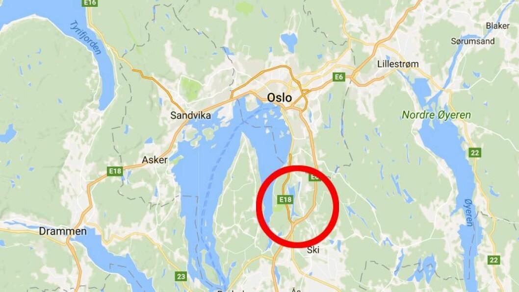 Greverudlia barnehage ligger i Oppegård kommune i Akershus.