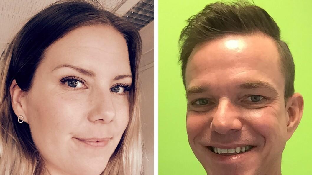Helene Berntsen Brennås og Øivind Hornslien er med i regjeringens ekspertgruppe som skal se på barnehagelærerrollen.
