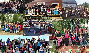Har du stemt på din favoritt til prisen «Årets barnehage 2017»?