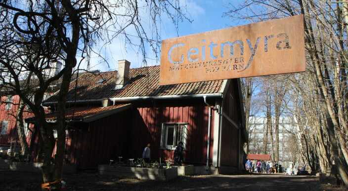 Geitmyra Matkultursenter hedret med ny nordisk matpris