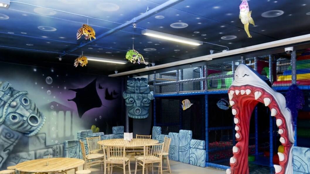 Barnehagen Child Planet Atlantis bytter nå navn til Norlandia Sjøflyhavna barnehage.