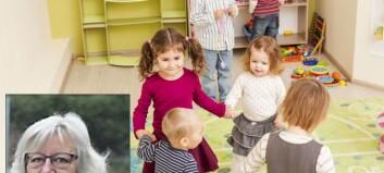 – Verden er sjelden sort eller hvit - jeg jobber i en FUS-barnehage og det er jeg stolt av!