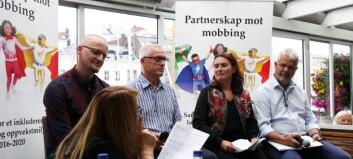 Tok debatten om mobbing: «Aldri barns ansvar»