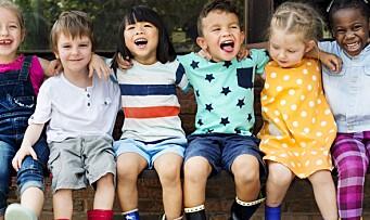 Mer lek mellom gutter og jenter i kjønnsnøytrale barnehager