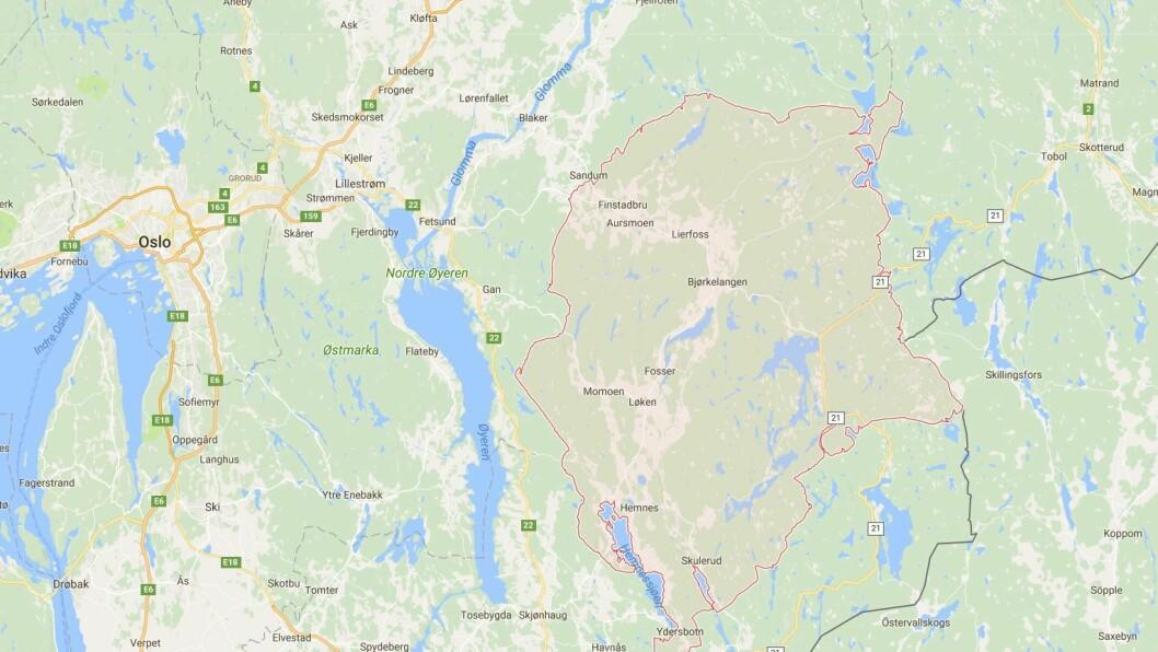 Fram til starten av mai jobbet mannen i en barnehage i Aurskog-Høland i Akershus.