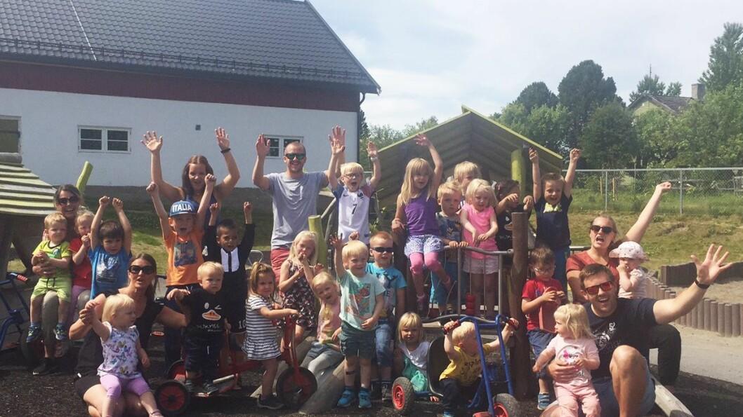 Læringsverkstedet Nerby i Stange, Hedmark, er kandidat nummer seks i kampen for å vinne tittelen