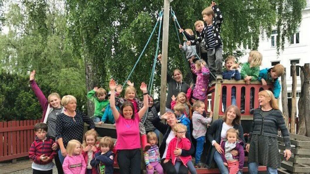 Målet med hver eneste barnehagedag er klar for alle som jobber i barnehagen; barna skal ha en god hverdag. Hver dag.