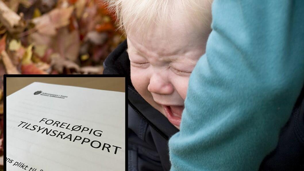 Illustrasjonsfoto. Barnet på bildet har ingen tilknytning til denne aktuelle saken.