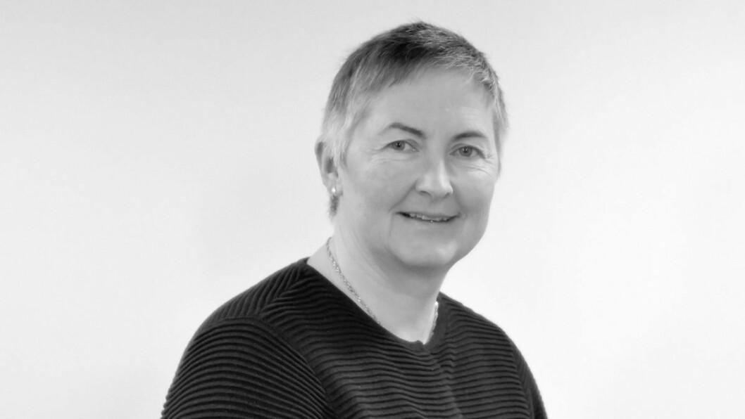 Seniorforsker Margrete Haugum i Trøndelag Forskning og Utvikling.