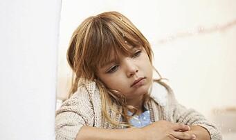 Hjartesukk frå mammaen til ein skulelei femåring