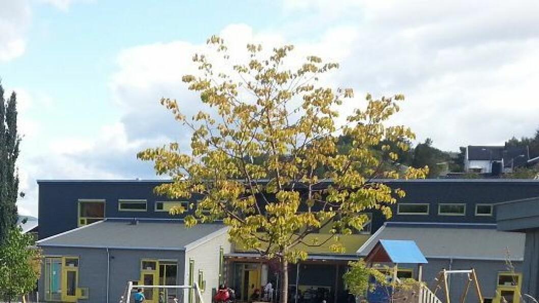 Muruvik barnehage i Malvik er en av de fem nye som Espira nå overtar. Fra før hadde konsernet 95 barnehager.