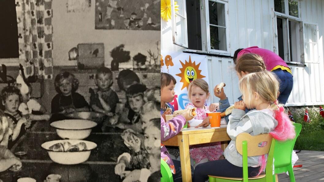 Nydalen barnehage har en historie som strekker seg helt tilbake til 1942. Opprinnelig het barnehagen Christiania Spigerverks personalbarnehave.