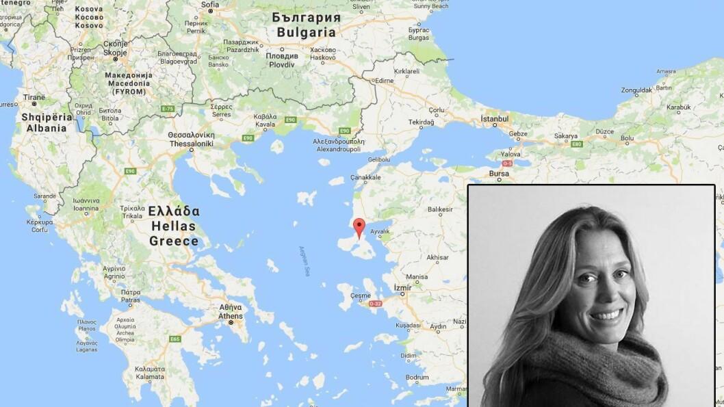 Marit Heldal er en engasjert høgskolelektor ved DMMH, som reiser til Hellas for å hjelpe flyktningebarna.