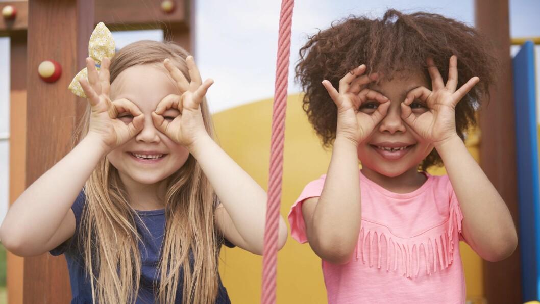 Barns vennskap er de voksnes ansvar.