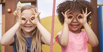 Ny undersøkelse om vennskap: – Barnehageansatte må våge å bry seg om barnas fritid