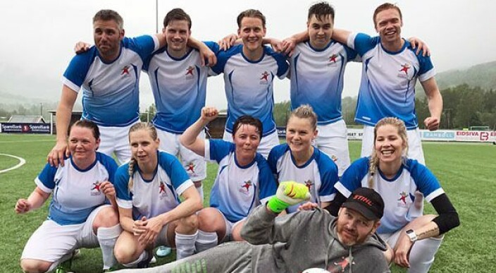 Her er vinnerne av årets fotball-NM for barnehageansatte