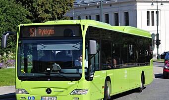 Nye regler stopper barnehager i Bærum fra å reise med rutebuss