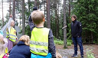 Lars Monsen: – Det er viktig å lære barn at man kan klare seg med lite
