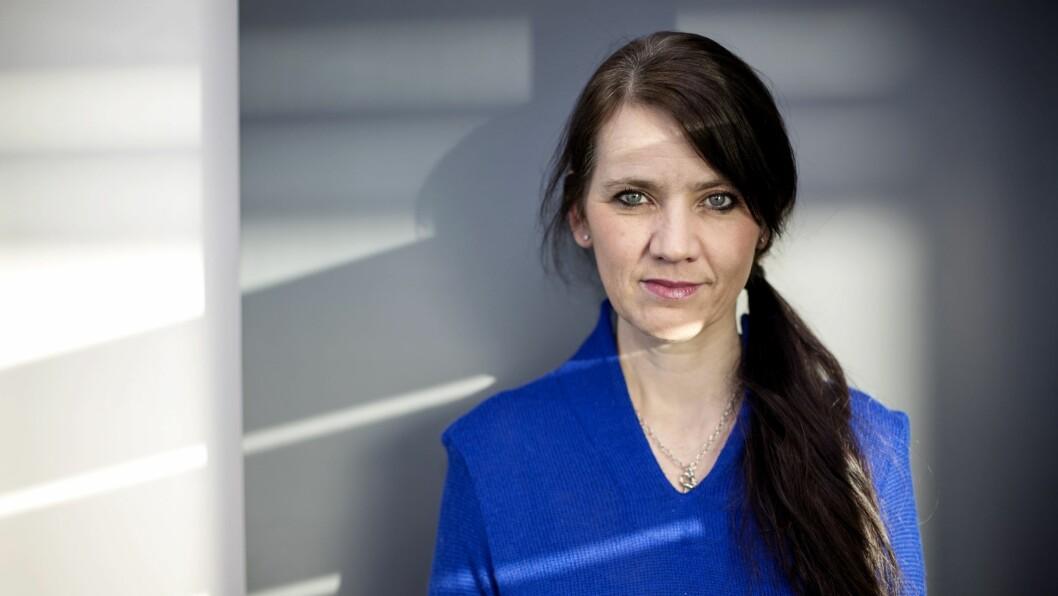 Administrerende direktør Anne-Kari Bratten i Spekter.