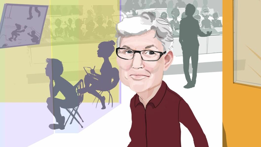Monika Anna Röthle er førstelektor ved Institutt for barnehagelærerutdanning på Universitetet i Stavanger, er én av fem nominerte til «Årets barnehageinspirator 2017».