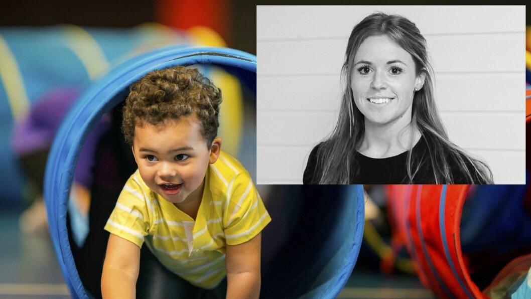 Johanne Dahl Tysnes er 27 år og jobber som pedagogisk leder i Refsnes barnehage i Moss.