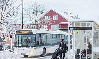 Belteløse busser stopper barnehager som vil på tur