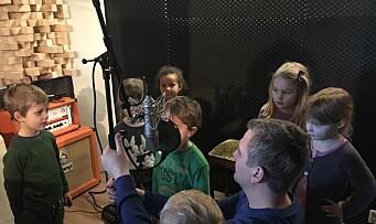 På sju dager har over 41.000 sett barnehagens rørende musikkvideo