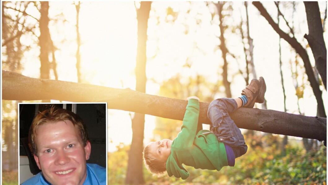 Stian Pedersen er kronikør og pedagogisk leder i Trollskogen barnehage.