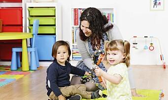 Tre myter om barns lek