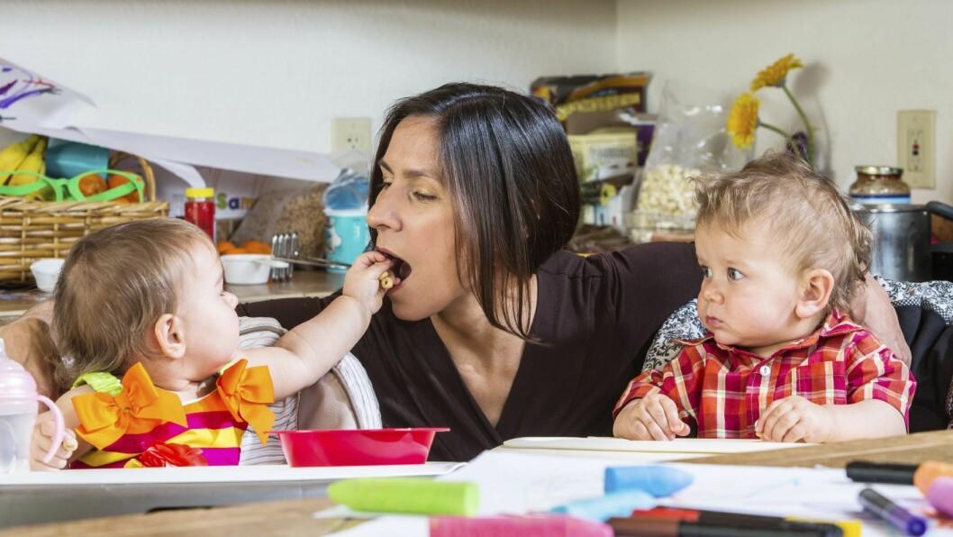 Med stadig flere småbarn i barnehagen, betyr bemanning alt for å kunne se hvert enkelt barn.