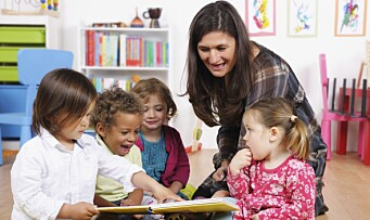 Ny pedagognorm i Oslobarnehagen