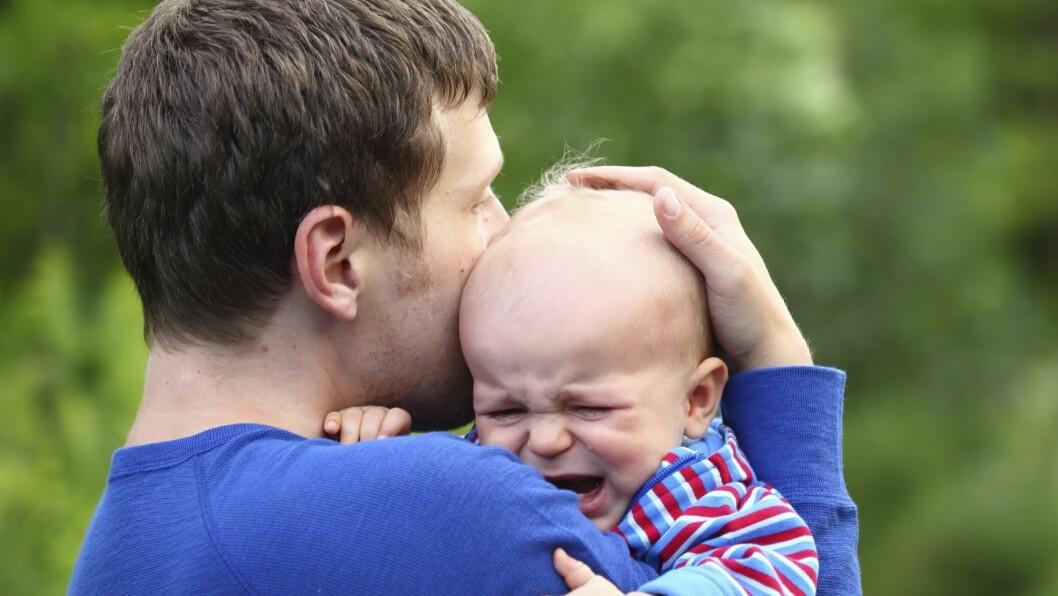 Små barn krever mye av de ansatte i barnehagen. Uten nok og trygge voksne, skapes utrygge barn.