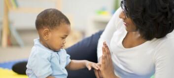 Barns medvirkning - også i tilvenningen!
