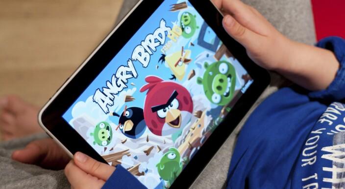 Angry Birds satser på barnehager