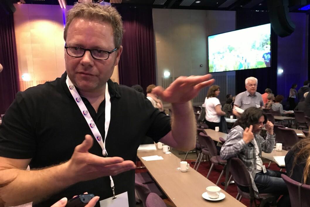 Royne K. Berget er styrer i Smedhusåsen barnehage i Rygge kommune.