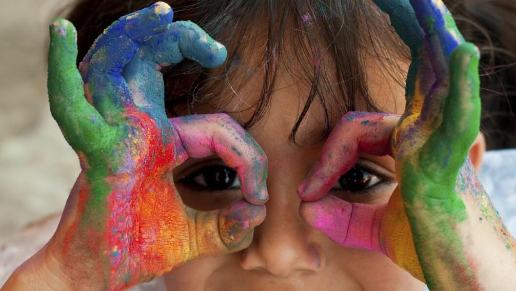 Klarer du å se verden med barns øyne? De har en egenverdi i seg selv.