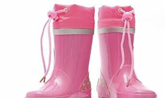 – Ekte mannfolk bruker rosa!