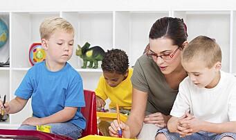 Kritiseres for massekartlegging av barn