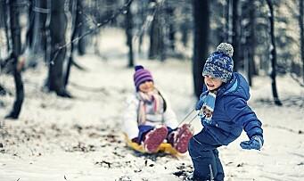 Ny rapport om rammeplanen: Kan ikke si at foreldrenes tilfredshet er påvirket