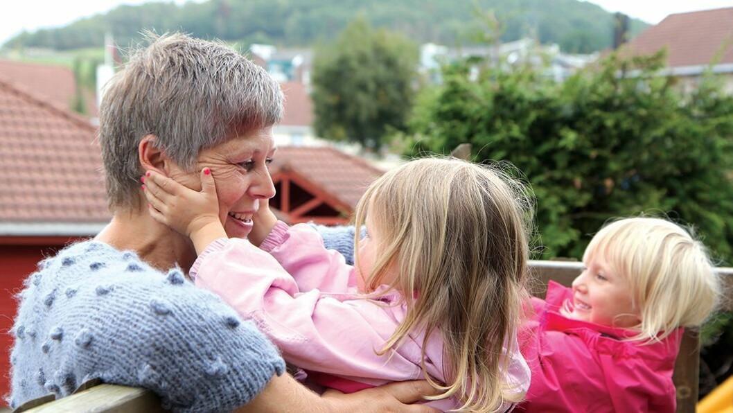 Fersk barnehagelærer: Ingunn Skår Skogen (48) er nylig ferdig utdannet barnehagelærer og et viktig tilskudd i Stavanger kommunes prosjekt om et solid kvalitetsløft i barnehagesektoren.